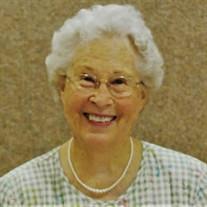 Mildred Haworth Minthorne