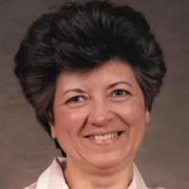 Peggy Joan Walker Martin