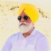 Gurdev Singh Bains