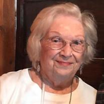 Betty Ann  Fain Colglazier
