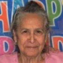 Maria Hortencia Cruz Ordonez