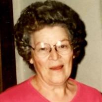 Margaret M Smokewood