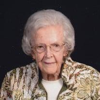 Mrs. Sara Frances Evans