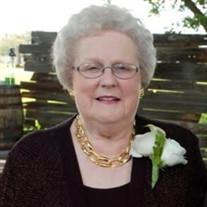 Betty Lou Clausel Blount of Savannah, TN