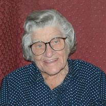 """Mrs. Geneva """"Sue"""" Lee Mills"""