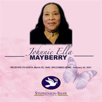 Ms. Johnnie Ella Mayberry