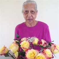 Mrs. Elnora Malveaux Dominick