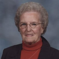 Hildegarde J. Kapsner