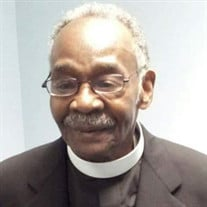 "Elder George ""Tony"" Dunigan Jr."