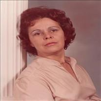Beulah Faye Wilson