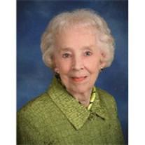 Faye Clark Efird