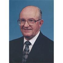 Rev. David Alexander