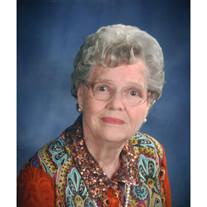 Doris Bame Burleson