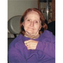 Peggy Rinehardt Efird