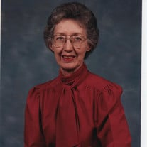 Clara Mae Francis