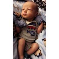 Infant Alan Lentz