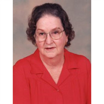 Mary Burleson Eudy