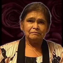 Mrs. Gloria Paula Calzada de gante
