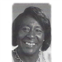 Roberta Weathers Dishman