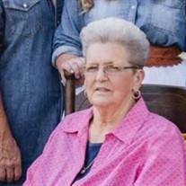 Margie Faye Roberts Cole