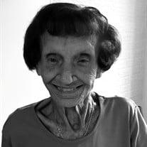 Virginia Louise Lucas