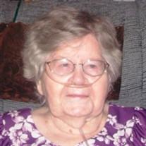 Edna Lucille Wolf (Johnston)