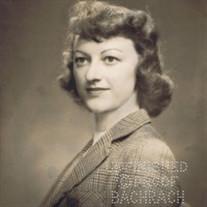 Arlene Marjorie Mills