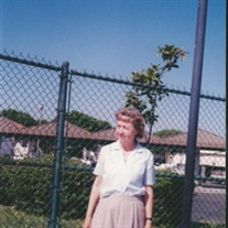 LuErna Mae Jacobsen (Jacobson)