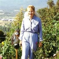 "Dorothy Marie ""Dee"" Hopkins (Todd)"