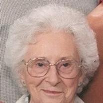 Sylvia Irene Sloper (Logan)