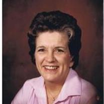Agnes Olava Bergstrom