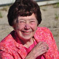 Dr. Barbara B. (Ebright) Varenhorst, Ph.D.