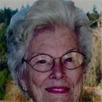 Janet Scott Woodrow