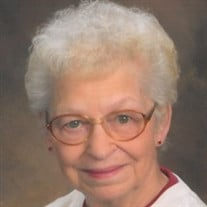 Barbara Ann Searls