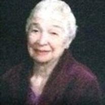 Dorothy Jean Turner