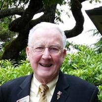 """William Elmer """"Bill"""" Larson"""