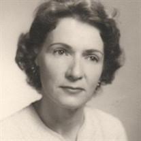 Luella Christine Crain (Caswell)