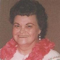 Velma Jean Buchanan (Taylor)