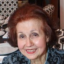 Rosalie B. Justen (Blickenstaff)
