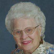 Clara E. Bergman (Harder)