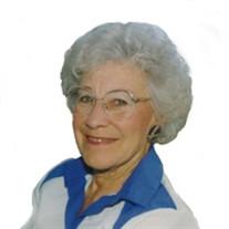 Dorothy June Jones (Reisdorf)