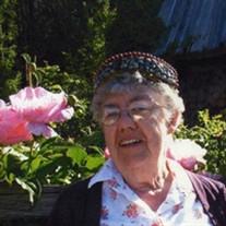 Irene Magdalene Johnston (Ruehl)