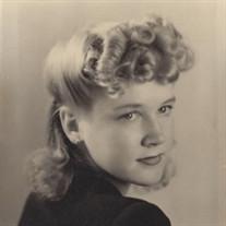 Audrey Anna Adcock (Fenton)
