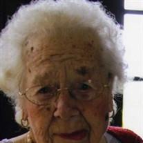 Virginia Leona Prefontaine (Arndt)