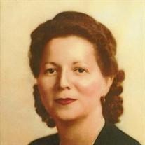 Marie Josephine Duncan