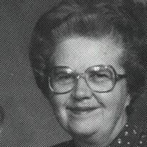 Verna Marian Menke