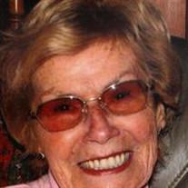 Jacqueline Mae Thompson