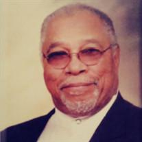 Rev. Dr. Donald Clarke