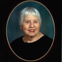Jeanne Agnes Rudolph