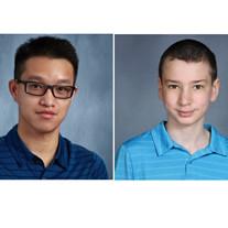 Feixiang and Joshua Friend